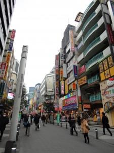 Ikebukuro als kleiner, wenig auch nicht mehr ganz unbekannter Geheimtipp