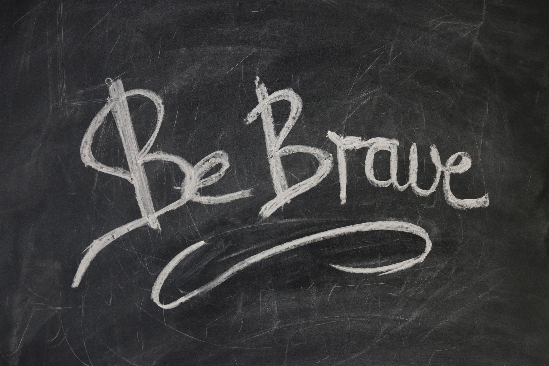 Be Brave – Die Selbsthilfegruppe für männliche Protagonisten (Teil #1)