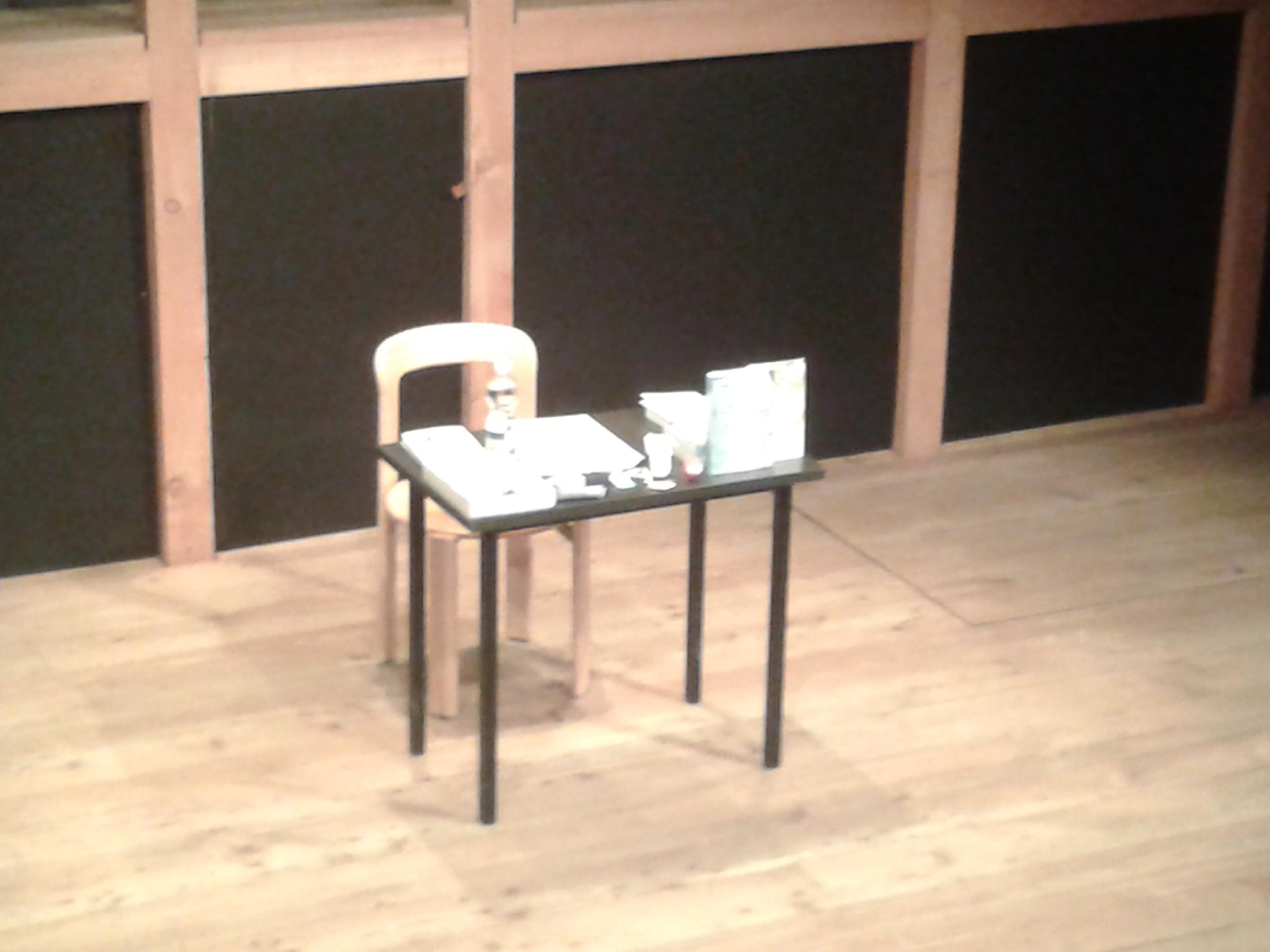Lesereise '16/3: Schreibworkshop! Yatta!